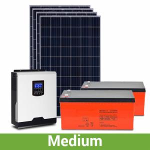 Автономні сонячні комплекти